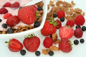 Dietitian UK: Yoghurt Parfait