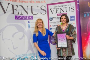 Priya Tew 2016 Venus Awards Finalist
