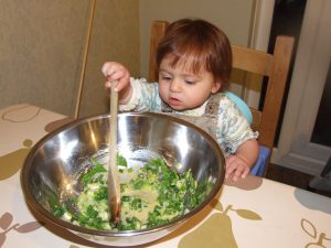 Dietitian UK: Why you should cook with your kids 1