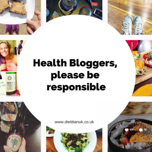 health-bloggers-please-be-responsible