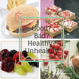 Dietitian UK: Should we label foods as good and bad?