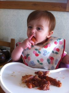 Dietitian UK: How to prepare for weaning 2