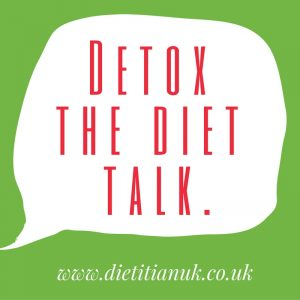 Dietitian UK: detox-the-diet-talk