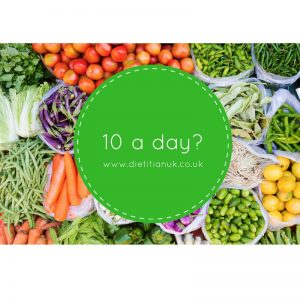 10 a day