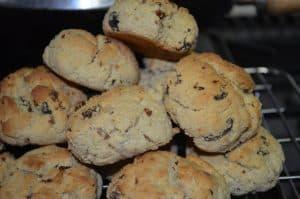 Dietitian UK: Pear Rockcakes