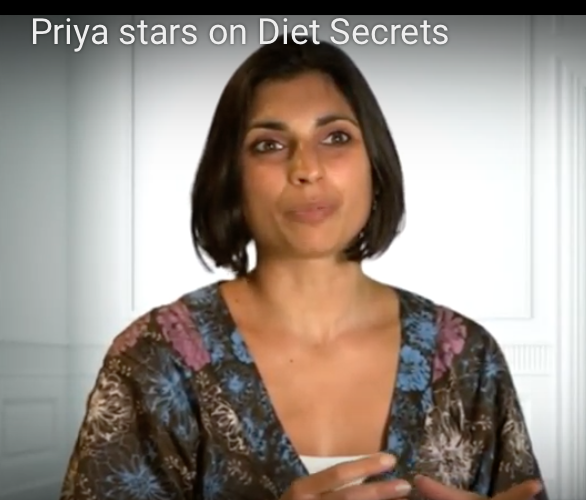 Diet Secrets – TV appearance clip Jan 2018.