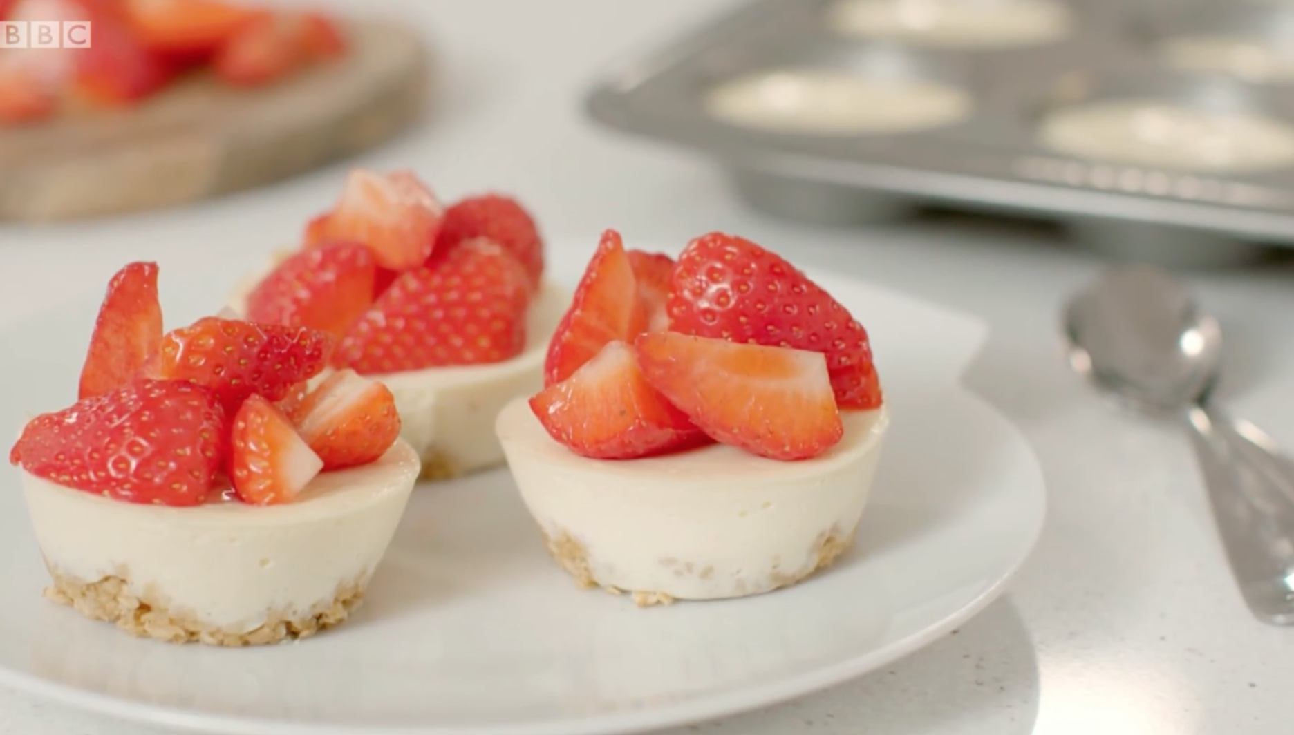 Eat Well for Less: Healthier cheesecakes.