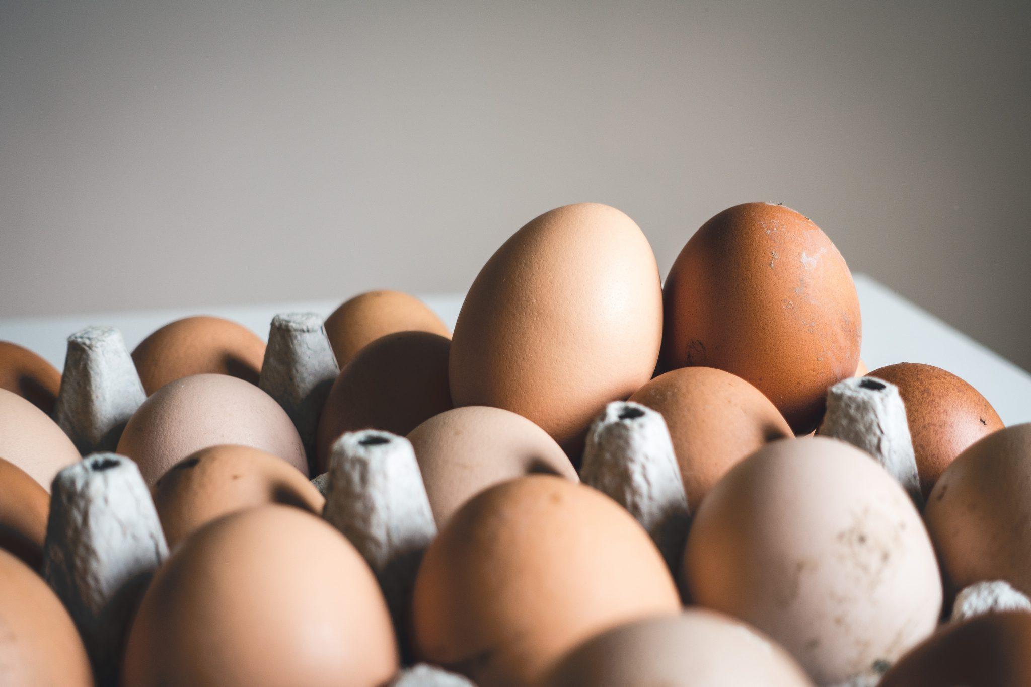 Eggs, a natural sleep aid?