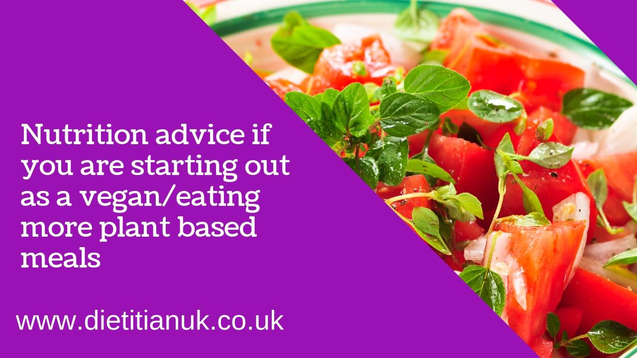 Should I eat more plant based diet?