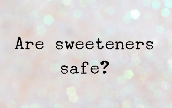 Are sweeteners safe? ⁣ ⁣