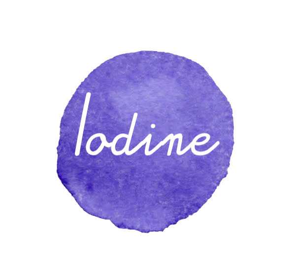 A focus on Iodine in the UK diet.