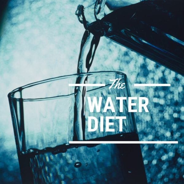 The Water Diet