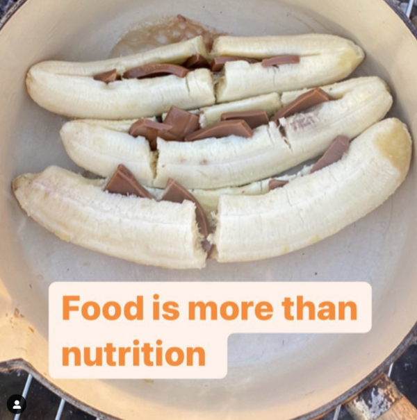 Food is More than Nutrition.