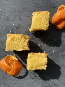 Use up those leftover satsumas in this delicious cake