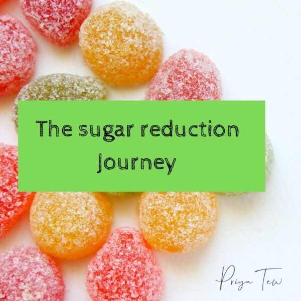 Are you on a sugar reduction journey?