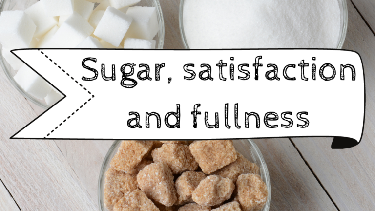 what sugar should I eat